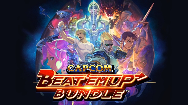 Capcom Anuncio Capcom Beat Em Up Bundle Para Ps4 Xb1 Ns Pc